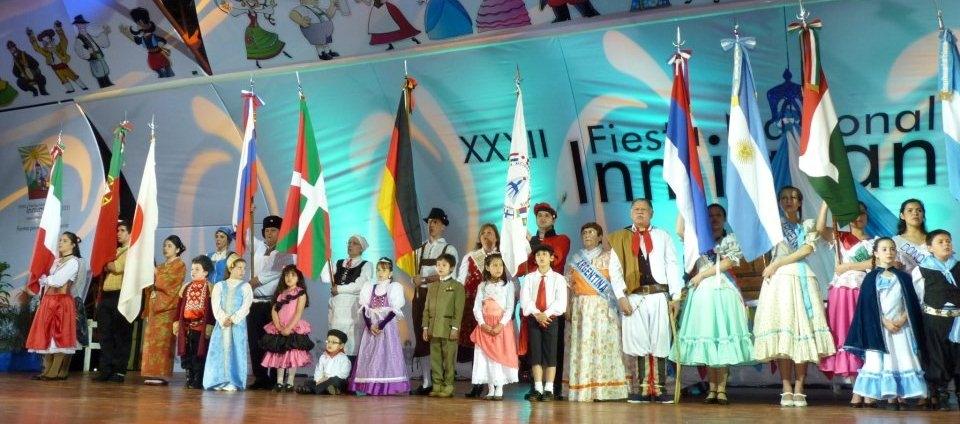 Fiesta del Inmigrante: mañana se presentan las candidatas a reina