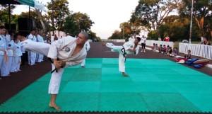 Jóvenes eldoradenses representan al país en el mundial de Taekwondo