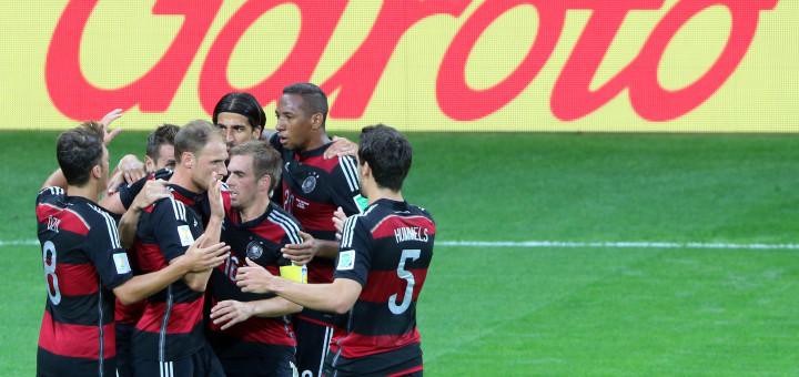 Histórico: Alemania aplastó a Brasil 7 a 1 en El Mineirao
