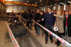 Capitanich anunció la licitación de otro tramo del gasoducto del NEA