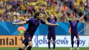 Brasil humillado en su mundial: perdió 3 a 0 con Holanda y le hicieron 10 goles en dos partidos