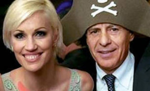 Ingrid Grudke confirmó el romance con Cristobal López