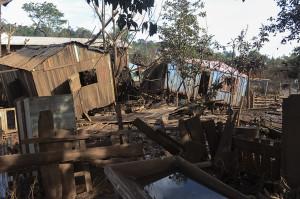 Solo diez por ciento de los evacuados todavía no pudo volver a su hogar