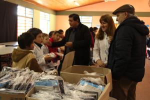 Comenzó actividad de invierno en escuelas de Misiones