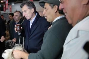 """Macri: """"Desde el PRO apostamos al futuro"""""""