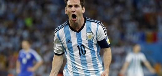 Mirá en 4 minutos todos los goles de la Copa del mundo