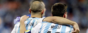 Mundial 2014: Mascherano y el efecto Messi