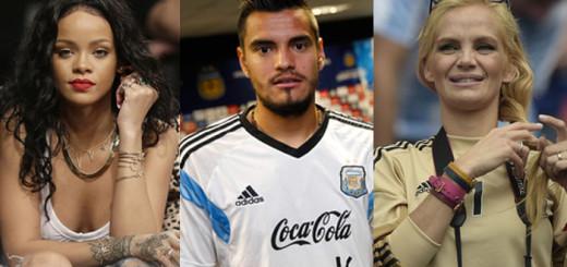 Eliana Guercio entrega a Romero con tal de levantar la Copa