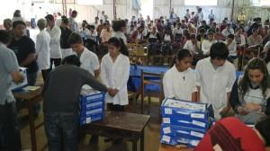 Misiones con los mejores indicadores de entrega de netbooks en el país