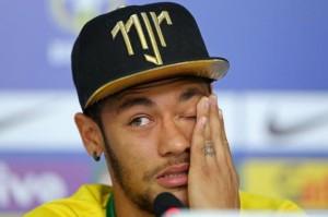 Neymar dijo que quiere que Argentina sea campeón
