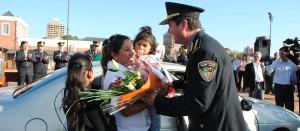 Con la llegada de turistas jujeños se lanzó el 72 operativo Cataratas