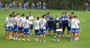 La Selección llegará al mediodía a Río y entrenará a la tarde