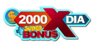 Casino Club presentó la promo 2.000xDIA
