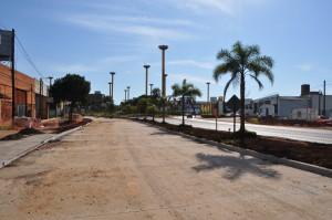 Comenzaron las obras de la travesía urbana de acceso a Posadas