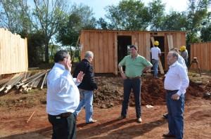 El Gobierno comenzó a trabajar en la relocalización de inundados