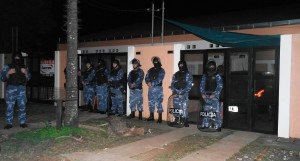 Por el robo en el local de D'orazi hay cuatro detenidos, uno de ellos empleado judicial