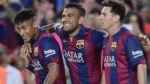 Copa Gamper: Messi y Neymar convirtieron en su primer partido tras el Mundial