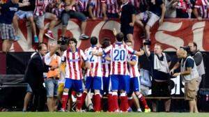 """Supercopa de España: El """"Aleti"""" del Cholo le ganó 1 a 0 al Real Madrid y sumó otro título"""