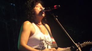 Rosana brilló anoche en el Itapúa
