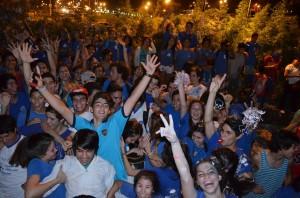 Estudiantina 2014: la fiesta comenzaría el 3 de octubre