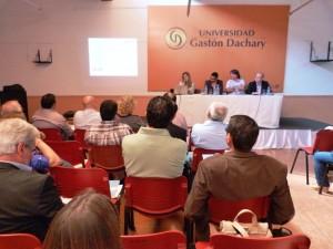"""Amplia participación en el seminario de """"Planificación Urbana y Metropolización"""" del encuentro de Mercociudades"""