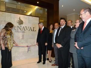 Closs destacó la inversión turística que desembarca en Encarnación