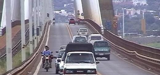"""Domínguez: """"Con un tráfico de 9 millones de personas al año, somos el tercer paso fronterizo del país"""""""