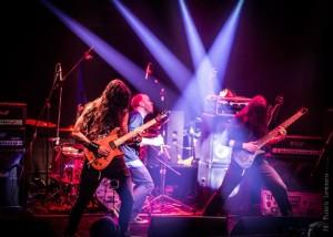 Guitarrista misionero triunfa en la escena del rock porteño