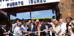 El Hogar de Día de Iguazú fue inaugurado con una gran concurrencia de niños de distintos barrios y de las aldeas aborígenes