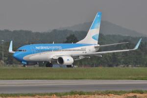 El tráfico aéreo en Iguazú creció 19,4 por ciento en agosto al recibir 60.923 visitantes