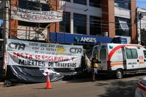 Anses volvió a negar a los tareferos la devolución de asignaciones retenidas