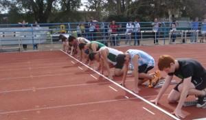 Juegos Evita: mañana se hacen las pruebas de atletismo