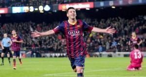 Barcelona le ganó al Elche, en el debut de la Liga, con goles de Lionel Messi
