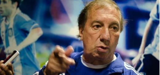 Selección: Bilardo se fue y le deja el camino libre a Martino