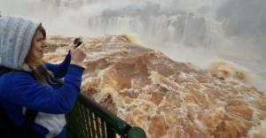 Un diario estadounidense habla de las Cataratas del Iguazú