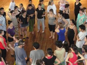 Cultura inicia cinco módulos de Danza Comunitaria