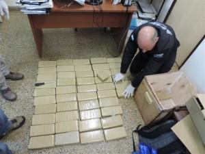 AFIP secuestró marihuana y detuvo a una persona en Misiones