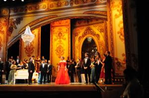 Todo listo para disfrutar de la Traviata en el Teatro Lírico