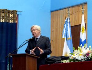 """""""El crecimiento con inclusión debe ser la condición de las políticas económicas de América Latina"""", dijo Astori"""