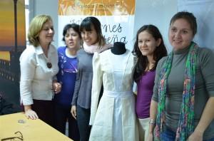 Con fotografías, diseños de indumentaria y textiles inaugurarán el Paseo de la Moda y el Diseño