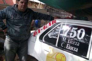 Rally de San Martín: ya está el orden de largada con récord de inscriptos