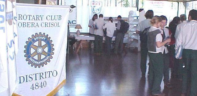 Hoy hacen la Expo Carreras 2014 en Oberá