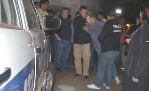 Realizaron la reconstrucción del caso Guirula