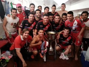 Ahora puede festejar: Validaron el campeonato de Guaraní contra Candelaria