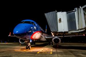 Se inauguró el vuelo que une Iguazú con Rosario y Córdoba