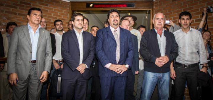 Closs y Meyer destacaron la inauguración del corredor Córdoba-Rosario-Iguazú