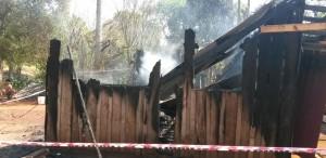Un hombre murió calcinado en Campo Viera al incendiarse su vivienda