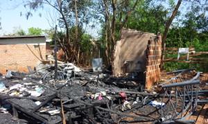 Eldorado: Solicitan ayuda tras haber perdido todo en un incendio