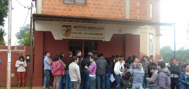 Caso Santa Lucía: una de las nenas ratificó en Cámara Gesell que el profesor de Informática abusó de ella
