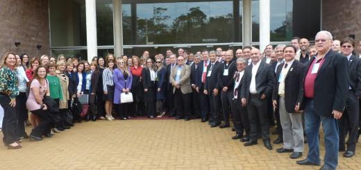 Se realizó en Iguazú el 3er Encuentro Binacional de Cajas Previsionales de Argentina y Brasil